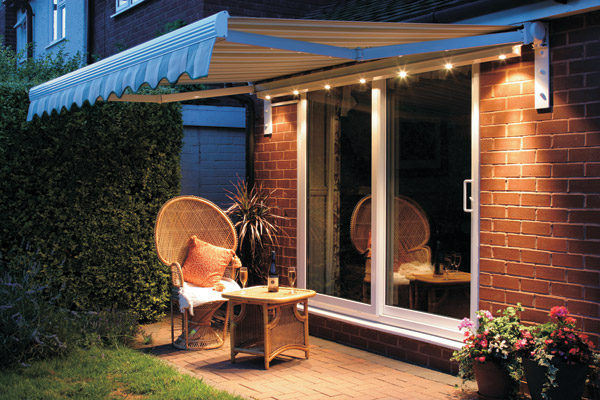 Awnings Patio Awnings Motorised Electric Awnings