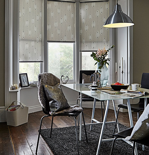 Comice Whisper Roller Dining Blinds