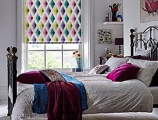 Amoura Roller Bedroom Blinds