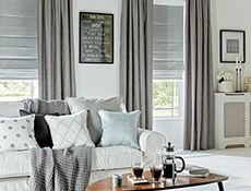 enchant silver asina silver roman blinds