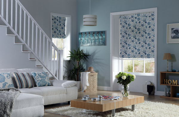 Roman Blinds Apollo Venetian Vertical Roman Roller