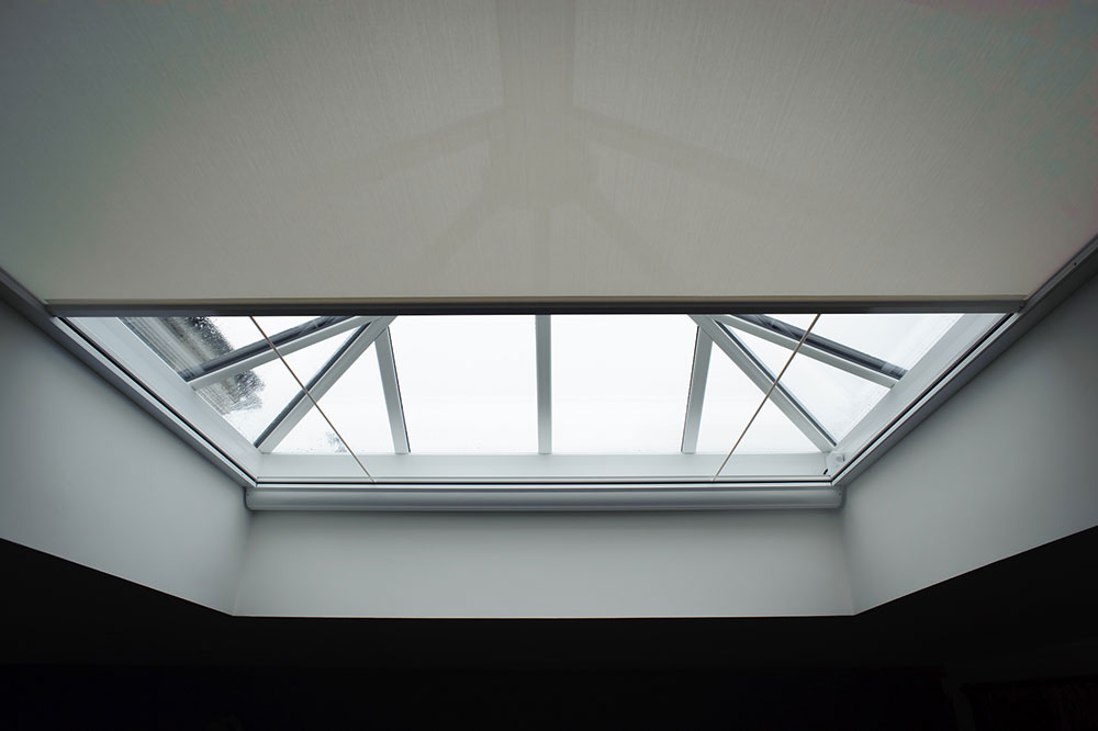 Skylight Blinds | Electric Skylight Blinds - Apollo Blinds