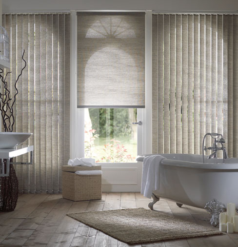 Bathroom Blinds 2017 Grasscloth Wallpaper