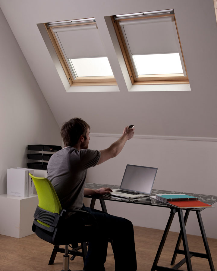 Rooflight Blinds Loft Roller Blinds Loft Window Blinds