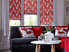 Eden Summer Roller Living Blinds