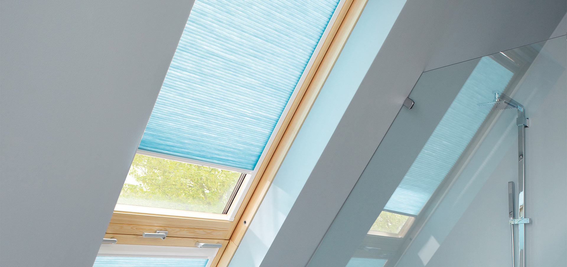 Roof blinds