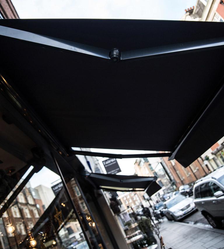 Comptoir canopy