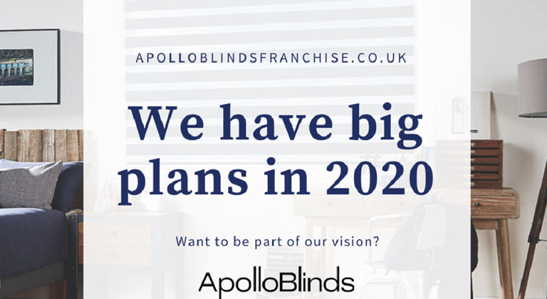Apollo Blinds 2020 Vision