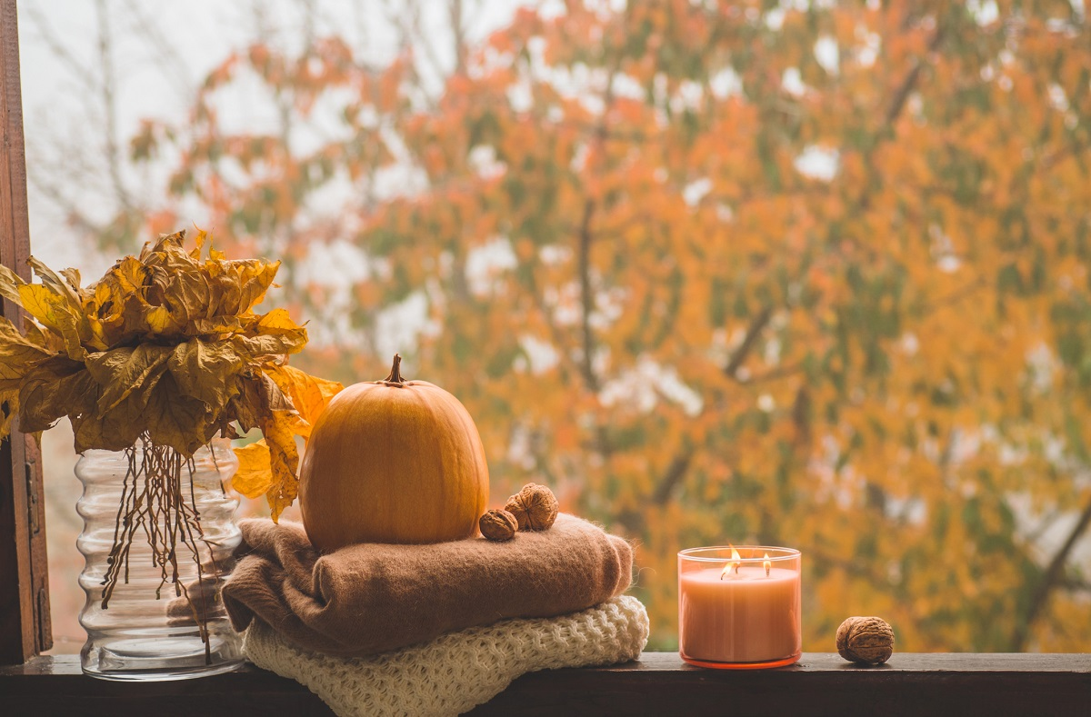 AUTUMN COLOUR AND STYLE INSPIRATION FOR THE HOME
