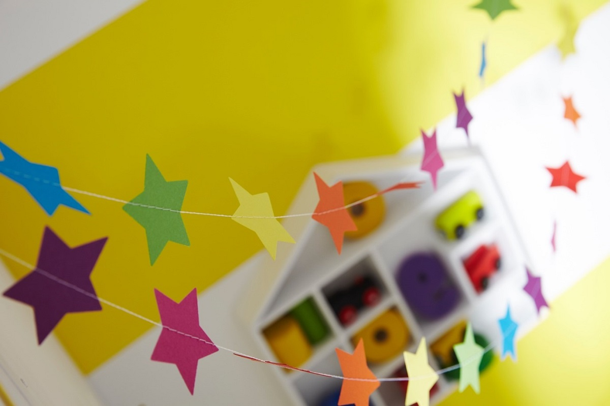 BRILLIANT BLINDS FOR NURSERIES & CHILDREN'S BEDROOMS